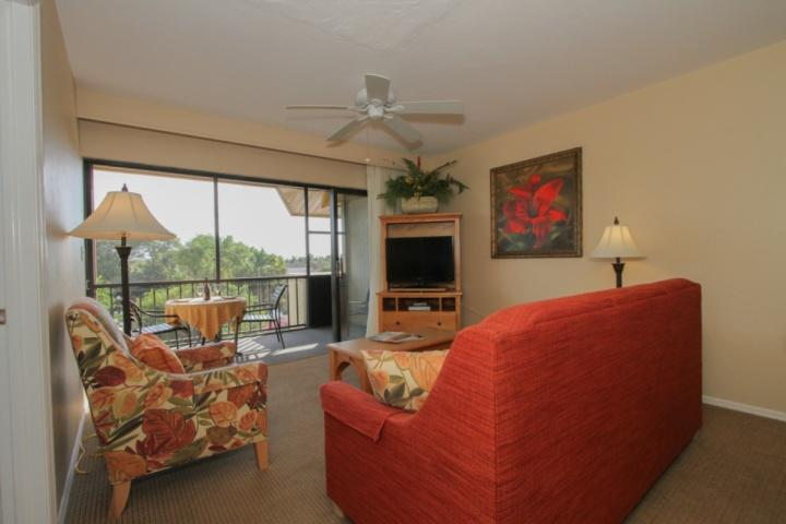 Park Shore Resort, 2 BR/2BA, 4th Flr., Bldg.J - GORGEOUS VIEWS! - Image 1 - Naples - rentals