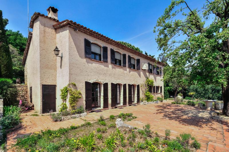 Villa Charmant - Image 1 - Cabris - rentals