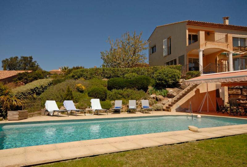 Villa Andre - Image 1 - Les Adrets-de-l'Esterel - rentals