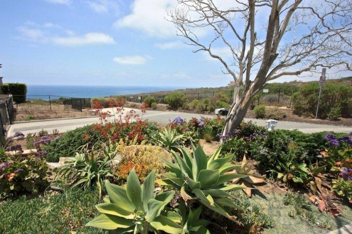 Ocean View from driveway - 10 minute walk to Strand Beach - The Bungalow at Dana Headlands - Dana Point - rentals