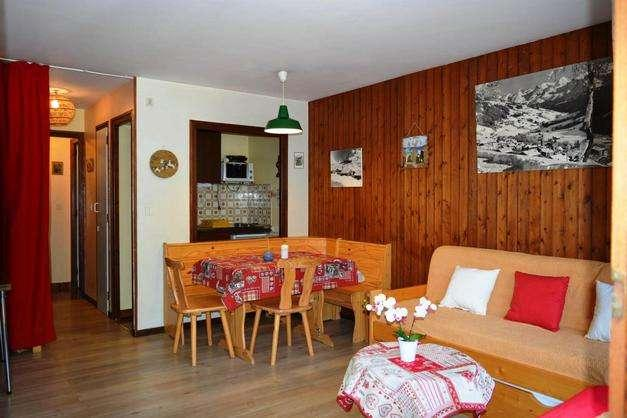 ARCES Studio + sleeping corner 4 persons - Image 1 - Le Grand-Bornand - rentals
