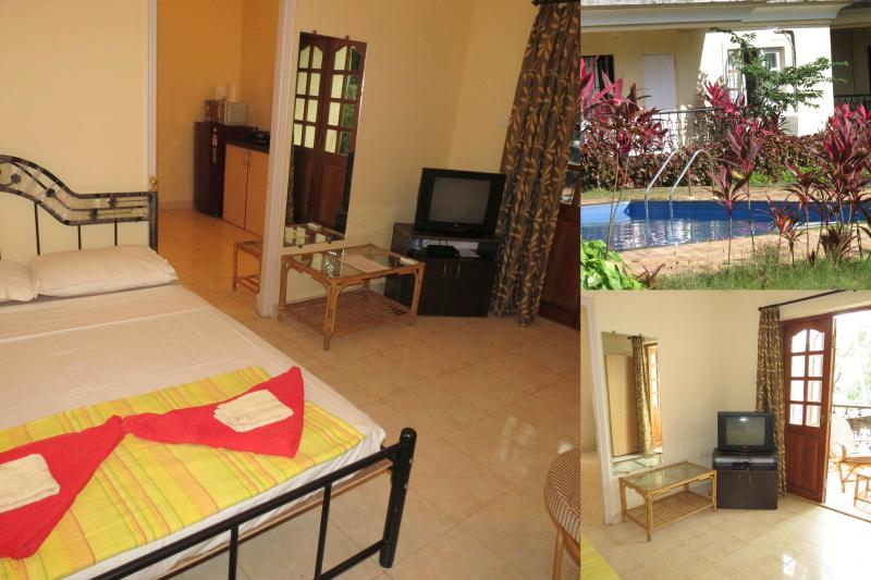 43) Studio Apartment Central Calangute - Image 1 - Calangute - rentals