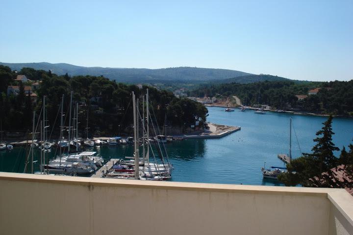 Palma(2+2): sea view - 2422 Palma(2+2) - Milna (Brac) - Milna (Brac) - rentals