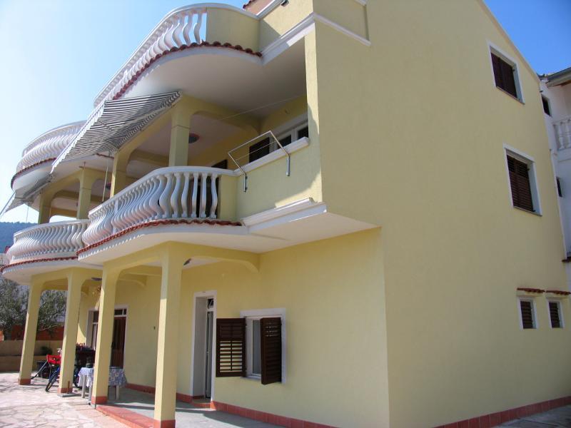 house - 2848  A2(4+1) - Grebastica - Grebastica - rentals