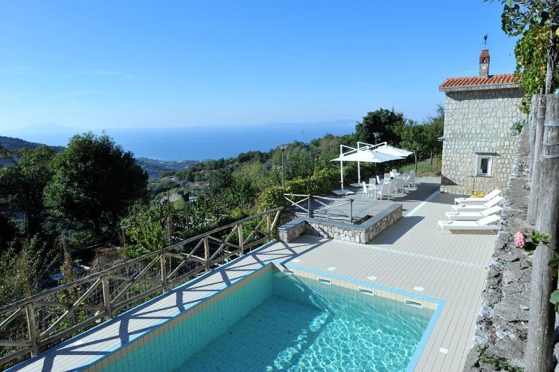 Villa Mambrini - Image 1 - Sorrento - rentals