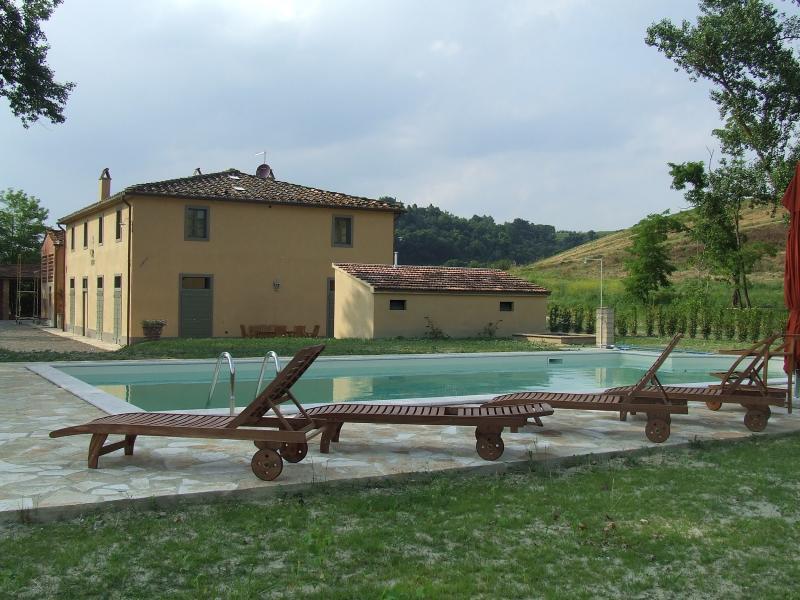 Villa Gorgo - Image 1 - Peccioli - rentals