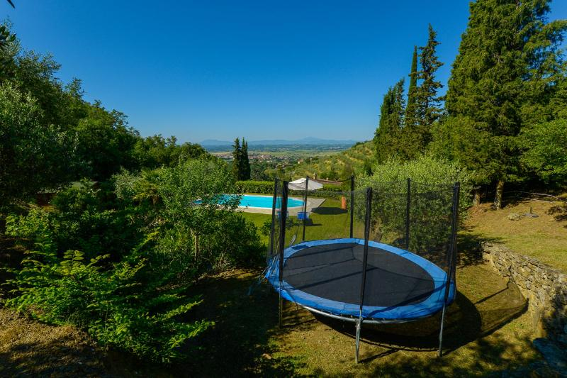 6 bedroom Villa in Cortona, Cortona and surroundings, Tuscany, Italy : ref 2307292 - Image 1 - Cortona - rentals