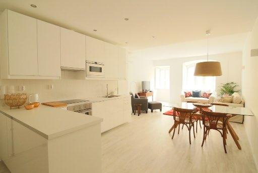 Fully equipped kitchen - Comfort and Class in Historic Centre (Free WIFI) - Lisbon - rentals