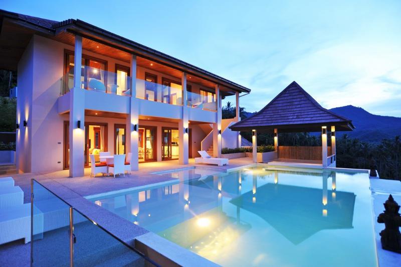 Villa 199 - Fantastic Sea Views - Image 1 - Mae Nam - rentals