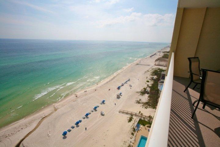 1701 Ocean Reef - Image 1 - Panama City Beach - rentals
