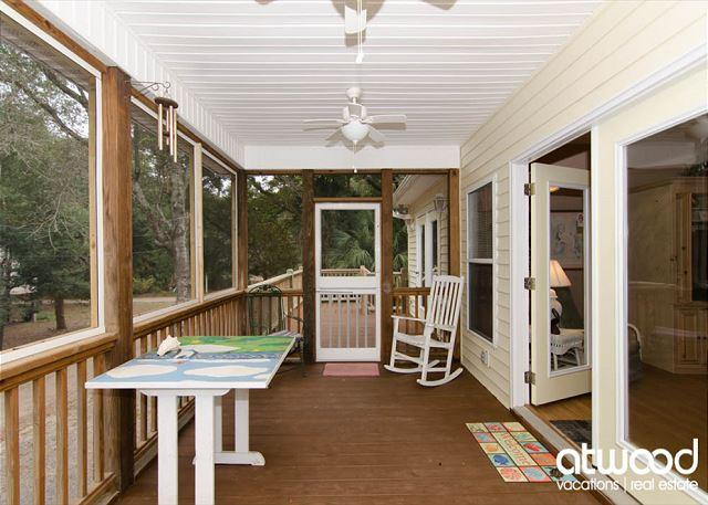Morillo's Miracle - Comfy,5FB Quiet Getaway Home on Edisto Beach - Image 1 - Edisto Island - rentals