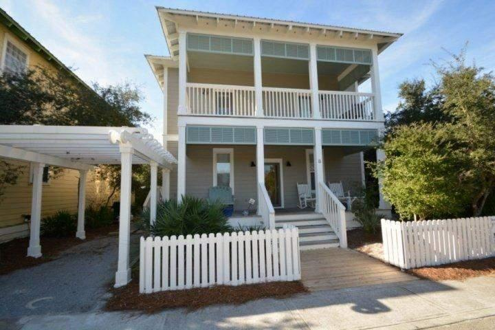 Beach Breeze - Beach Breeze, Beautiful 4 BR Home in Summers Edge Seagrove Beach - Santa Rosa Beach - rentals