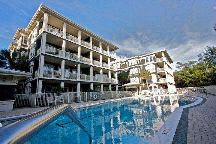 Seaview Villas B401 - Penthouse Condominium - Seagrove Beach - Image 1 - Seagrove Beach - rentals