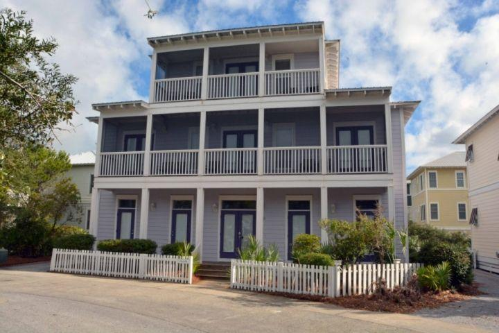 Welcome to Grace Villa, the perfect family getaway! - Grace Villa - Stylish 30A Beach Home!  Heated Pool - Steps to Sugar Sand Beach - Santa Rosa Beach - rentals