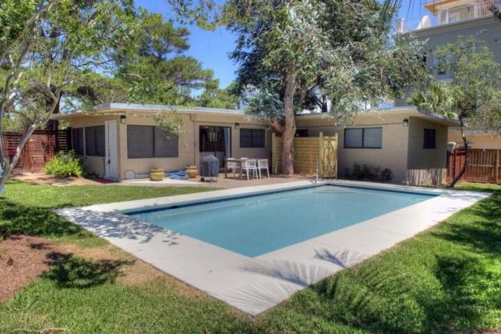 Private Heated Pool - Agua Luz - Beach Bungalow - Private Heated Pool - Booking now for Holidays! - Santa Rosa Beach - rentals