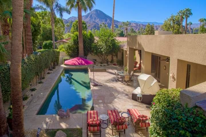 Camino Del Rey Retreat At Indian Wells W/Pool and Spa (small dog friendly) - Image 1 - Indian Wells - rentals