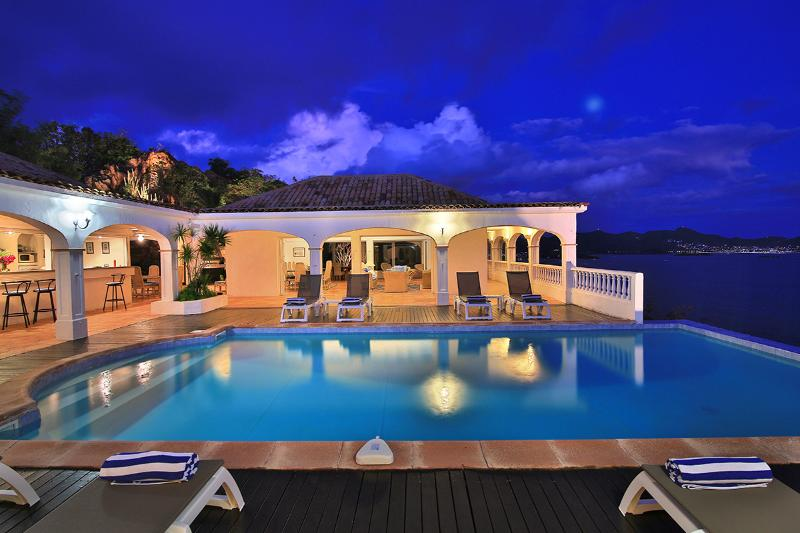 Escapade at Terres Basses, Saint Maarten - Ocean View, Pool, Shared Tennis Court - Image 1 - Terres Basses - rentals