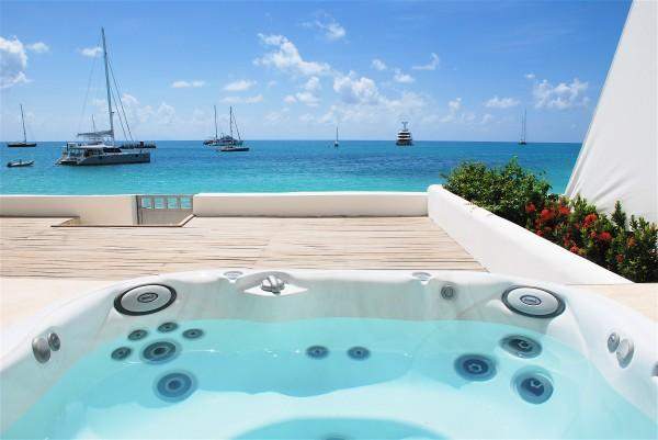 Aqualina 102 - Ideal for Couples and Families, Beautiful Pool and Beach - Image 1 - Simpson Bay - rentals