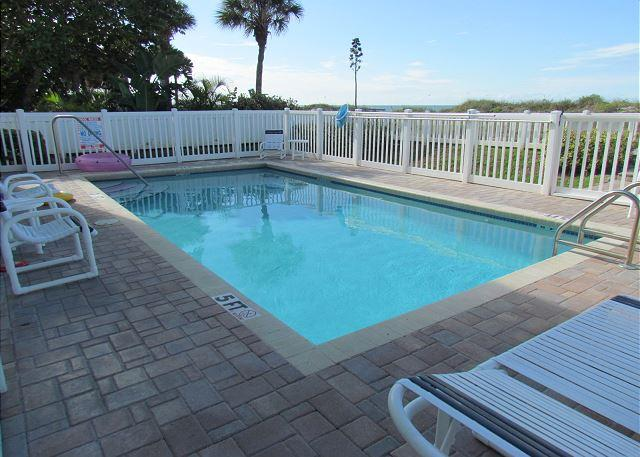 Pool - Winter is a perfect time to get away - 4 Bedroom just steps to paradise! - Indian Rocks Beach - rentals