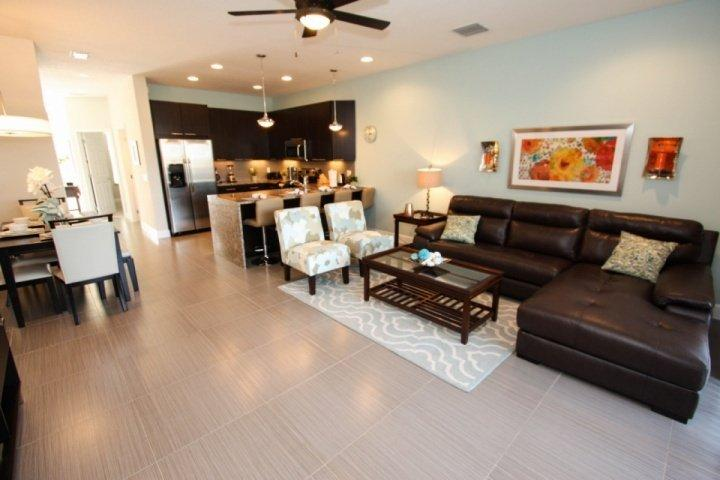 Open living area - 17531 Dream - Clermont - rentals