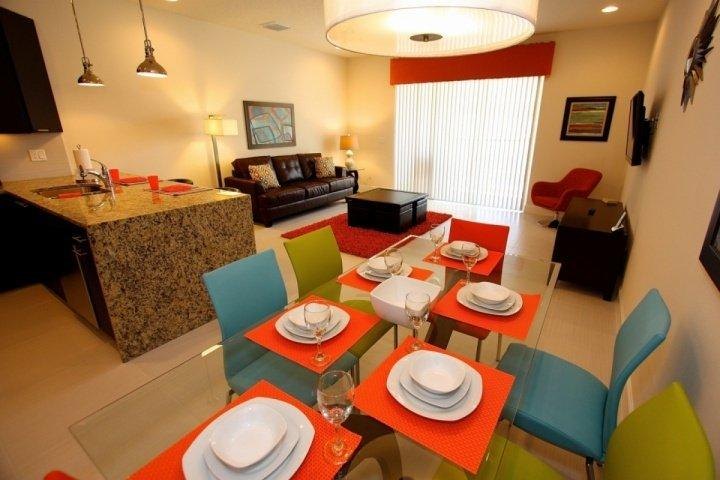 Dining for 6 - 17428 Dream - Clermont - rentals