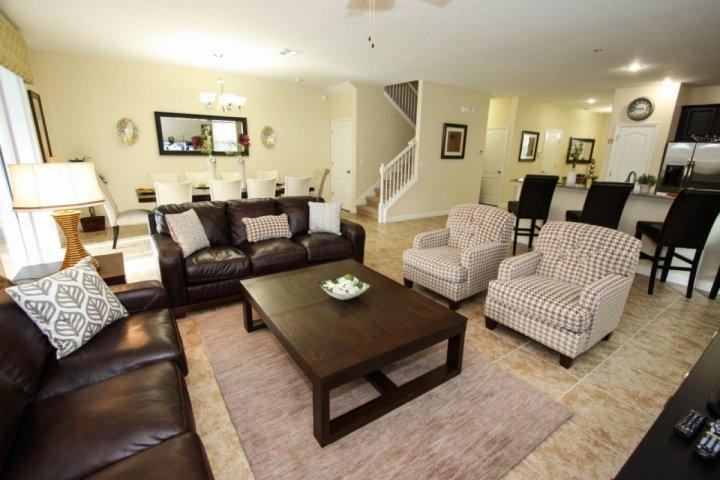 Comfortable living area - 1475 Champions Gate - Davenport - rentals