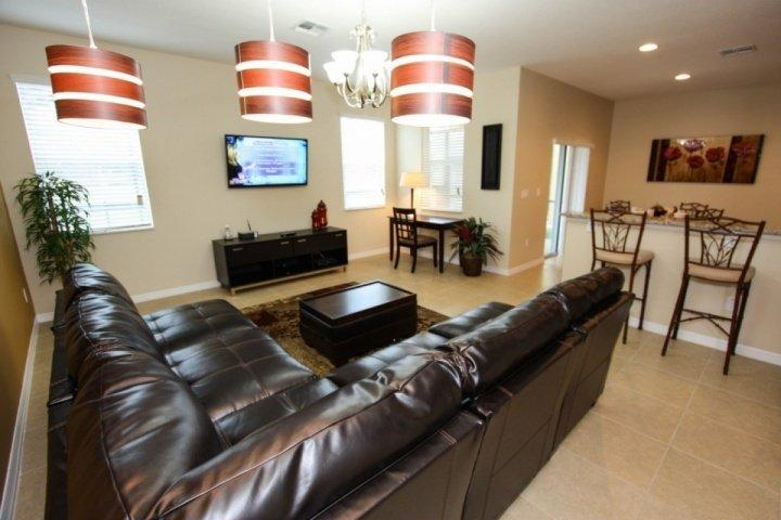Free Wifi, wall mounted flat panel TV - 2616 Veranda Palms - Kissimmee - rentals