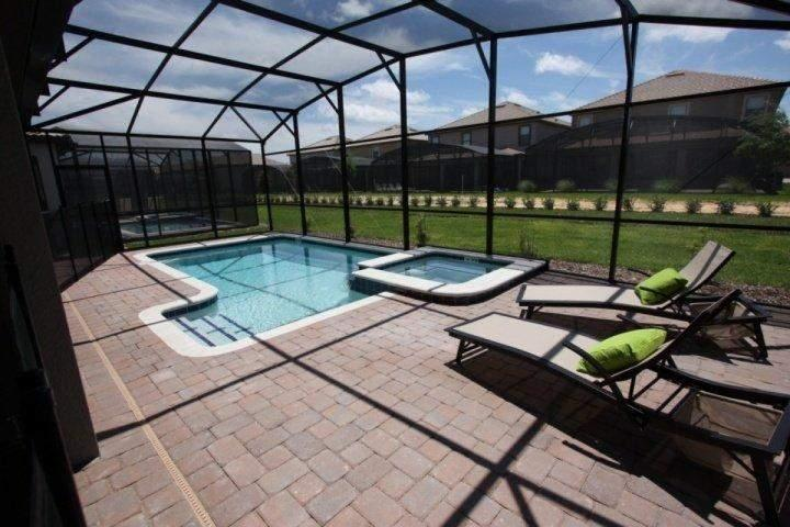 Relax In the inviting Pool & Spa! - 1457 Champions Gate - Davenport - rentals