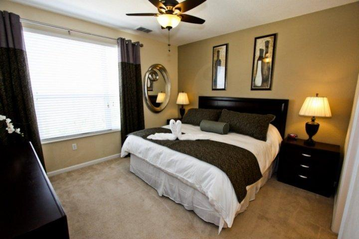 King Master w/private Bath, TV - 4845 Vista Cay - Orlando - rentals