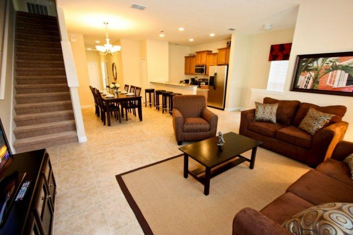 Paradise Palms Kissimmee Rental with Jacuzzi and WiFi - Image 1 - Kissimmee - rentals