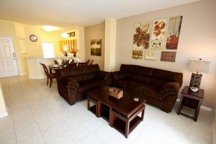 Free WiFi, long distance calling - Charming Encantada Condo with a Gym, Pool and Jacuzzi - Kissimmee - rentals