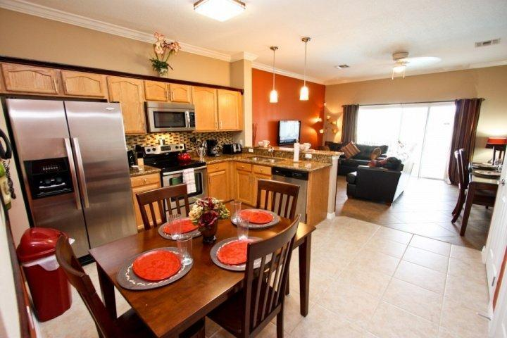 New Granite and Tiled Kitchen - 1531 Dream - Clermont - rentals