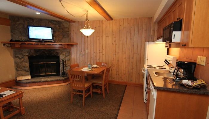 This condo features a well-equipped kitchen - Banff Hidden Ridge Resort 1 Bedroom Condo - Banff - rentals
