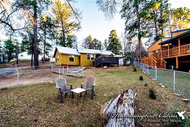Wine Down Cottage 742 - Image 1 - Ruidoso - rentals