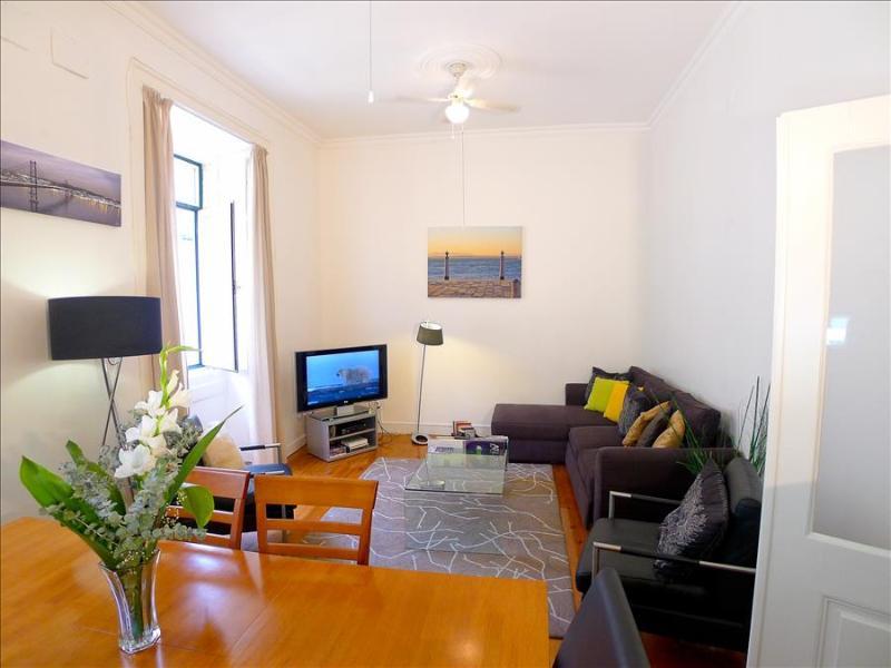 CR1- Fantastic, Bright, Large/Lift /AC/Central - Image 1 - Lisbon - rentals