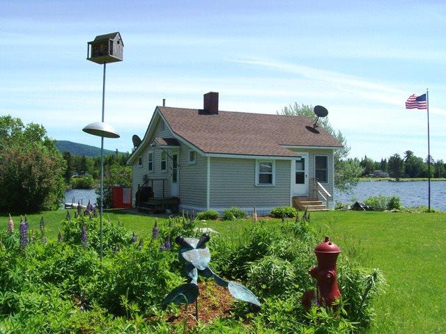 Cottage in Lily Bay on Moosehead Lake - #131 Cottage on water`s edge with 360 degree views! - Greenville - rentals