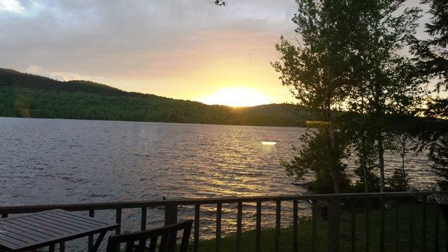 Sunset  - #121 Comfy home only 15 feet from Moosehead Lake - Greenville - rentals