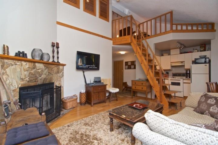 Charming and rustic chalet - Powderview Townhouse unit 26 - Whistler - rentals