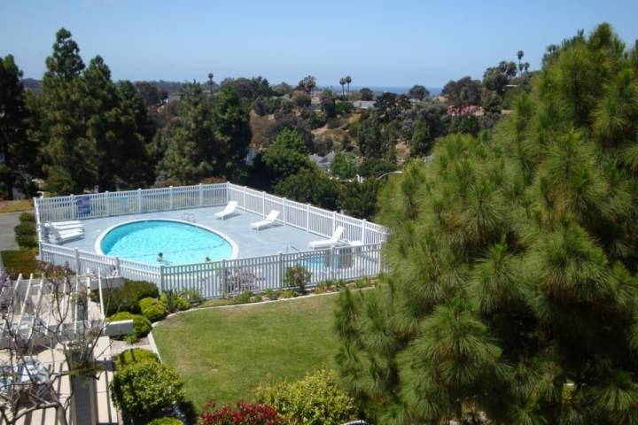 View from upstairs patio - Ocean Views - 3499872 - 30 - Oceanside - rentals