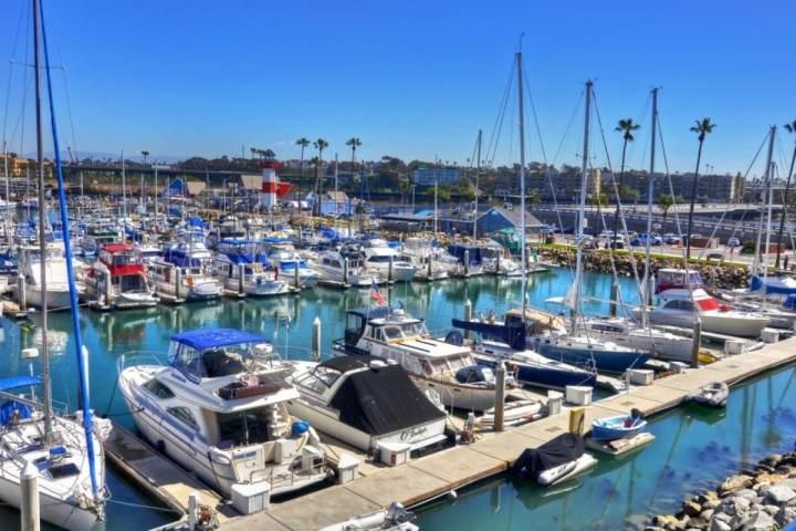 Marina Del Mar - Harbor Views 303B - Image 1 - Oceanside - rentals