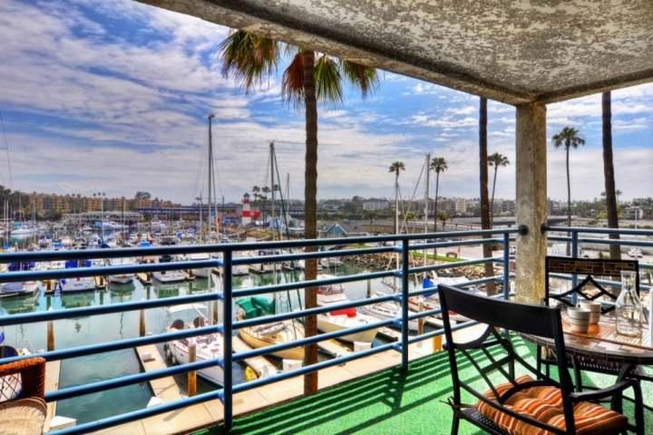 Marina Del Mar 309B - Harbor Views - Image 1 - Oceanside - rentals
