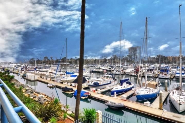 Marina Del Mar 210B - Harbor Views with Large Balcony - Image 1 - Oceanside - rentals
