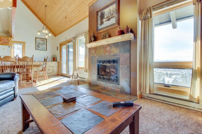 Family-friendly home w/sauna & hot tub access - great views! - Image 1 - Steamboat Springs - rentals