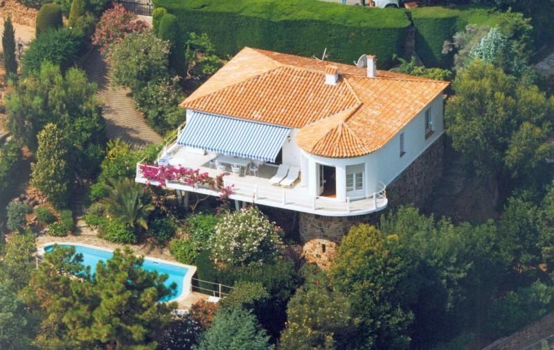 Villa Trayas - Image 1 - France - rentals