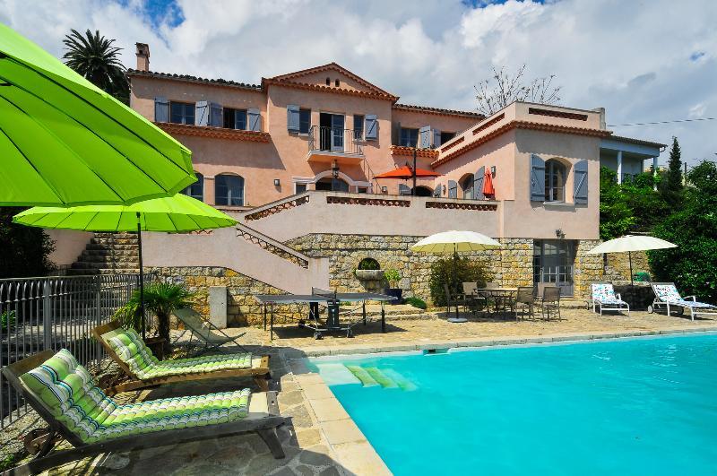 Villa Bliss - Image 1 - Grasse - rentals