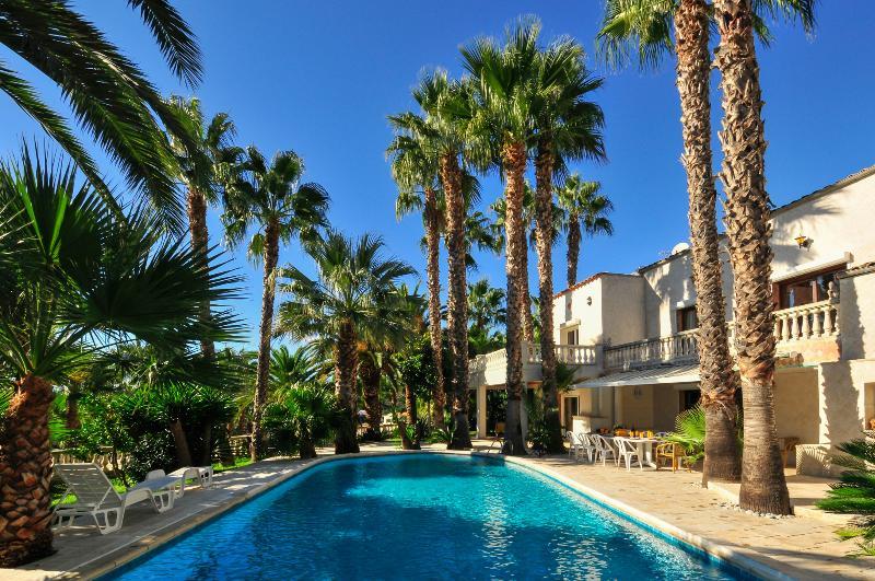 Villa Tropicale - Image 1 - Biot - rentals
