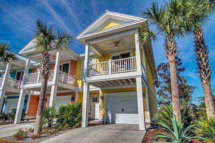 North Beach Plantation Spa Villa Cinzia 4917 - North Beach Plantation Luxury Spa Vila 2BR 2BA Sleeps 7. 2.5 Acres of Pools. Spa Villa 4917 - North Myrtle Beach - rentals