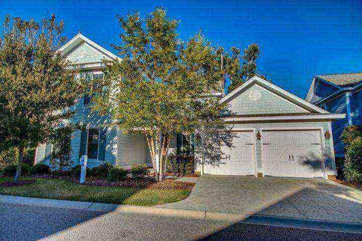 Luxury North Beach Plantation 4 BR4.5 BA Cottage Sleeps 12. 2.5 Acres of Pools. 658OM Fitness Center - Image 1 - North Myrtle Beach - rentals
