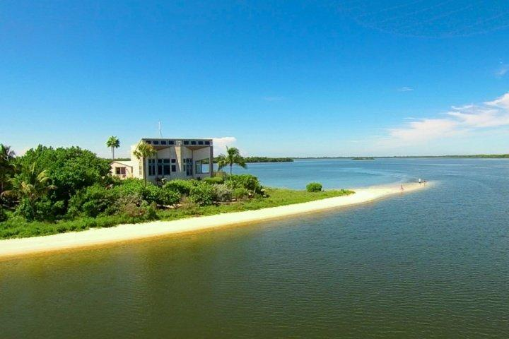 Spectacular Bay House - The Bay House - Spectacular VIews!!  Your Own Private Beach!! - Sanibel Island - rentals