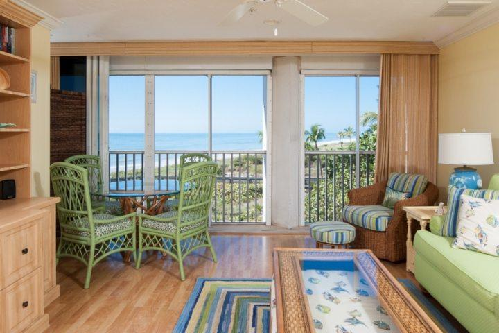 Beautiful Unit 302 at Kimball Lodge - Great View! - BEAUTIFUL GULF VIEWS!! LOVELY KIMBALL LODGE #302 - Sanibel Island - rentals